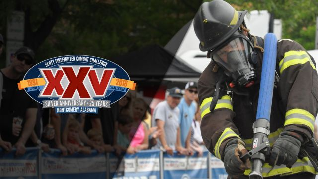Firefighter World Challenge XXV