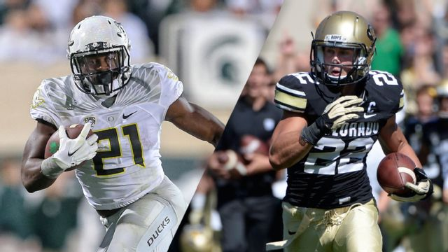 Oregon vs. Colorado (Football)