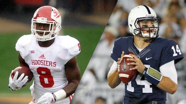 Indiana vs. Penn State (Football) (re-air)