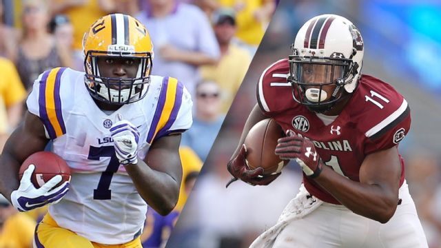 #7 LSU vs. South Carolina (Football)