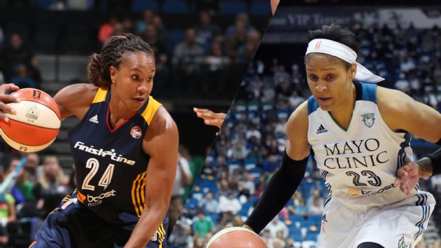 Indiana Fever vs. Minnesota Lynx (Finals, Game #5)