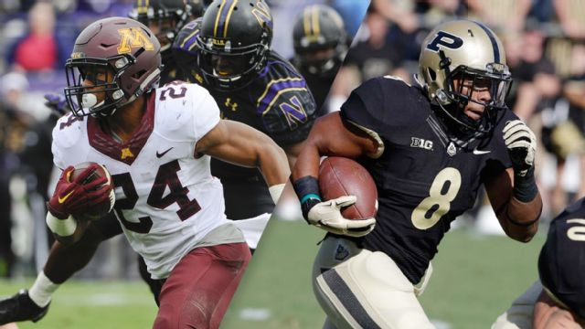 Minnesota vs. Purdue (Football)