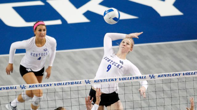 #22 Arkansas vs. #20 Kentucky (W Volleyball)