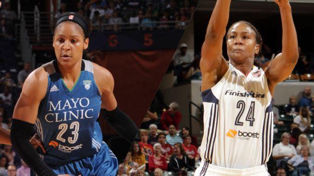Minnesota Lynx vs. Indiana Fever (Finals, Game #3)