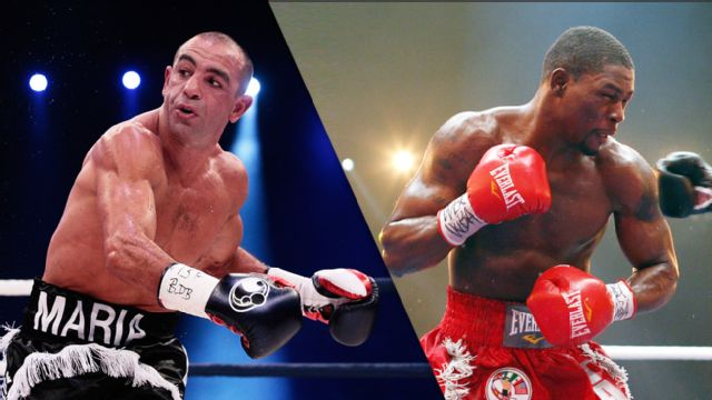 In Spanish - Sam Soliman vs. Jermain Taylor (re-air)