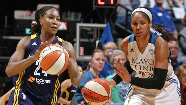 Indiana Fever vs. Minnesota Lynx (Finals, Game #1)