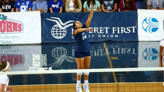 #15 BYU vs. Pacific (W Volleyball)