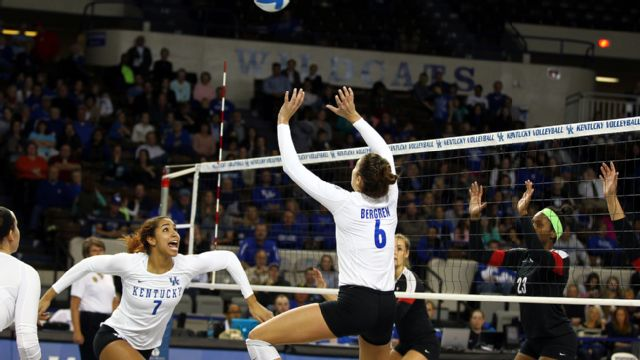 Georgia vs. #24 Kentucky (W Volleyball)