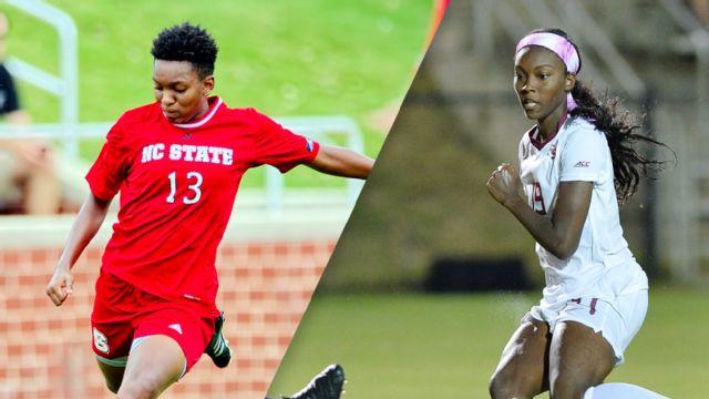North Carolina State vs. #2 Florida State (W Soccer)