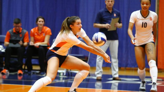 Syracuse vs. Notre Dame (W Volleyball)