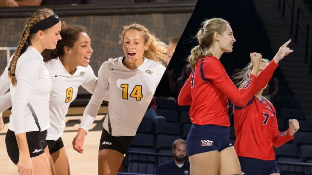 VCU vs. Liberty (W Volleyball)