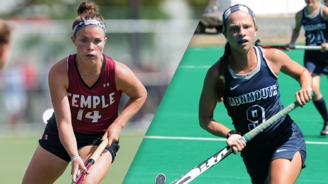 Temple vs. Monmouth (Field Hockey)