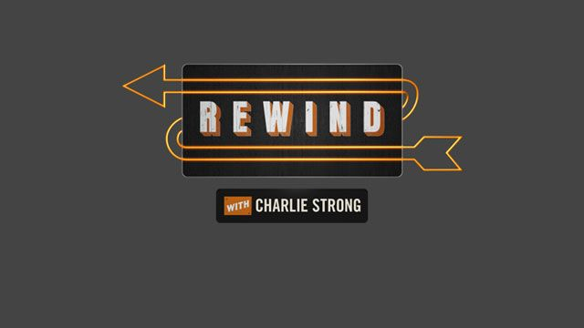 Rewind with Charlie Strong