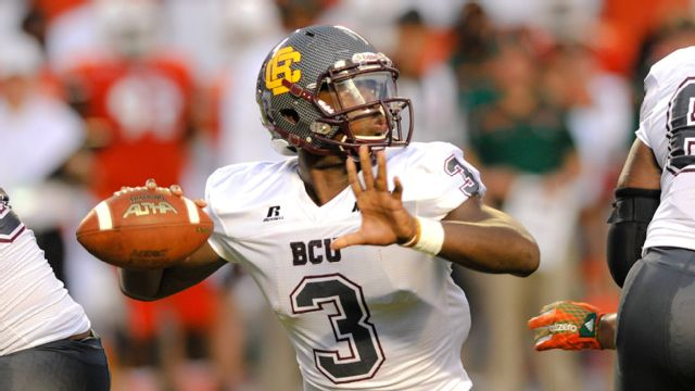South Carolina State vs. Bethune-Cookman (Football) (re-air)