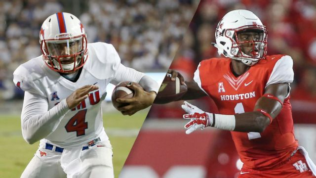 SMU vs. Houston (Football) (re-air)