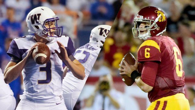 Washington vs. #17 USC (Football) (re-air)