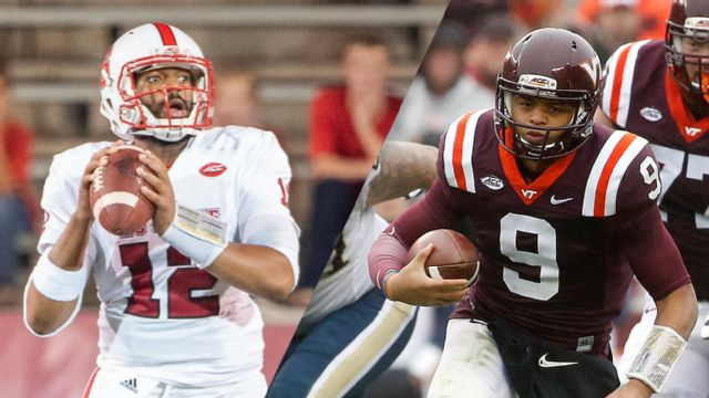 NC State vs. Virginia Tech (Football) (re-air)