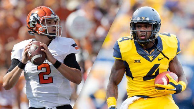 #21 Oklahoma State vs. West Virginia (Football) (re-air)
