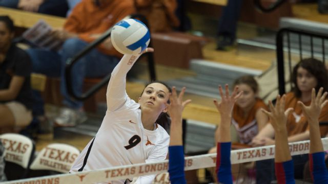 Iowa State vs. #3 Texas (W Volleyball) (re-air)