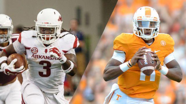 Arkansas vs. Tennessee (Football) (re-air)