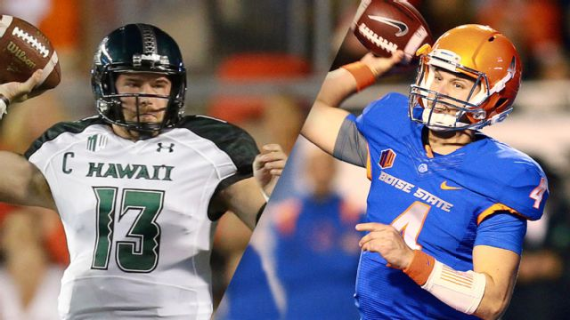 Hawaii vs. Boise State (Football)