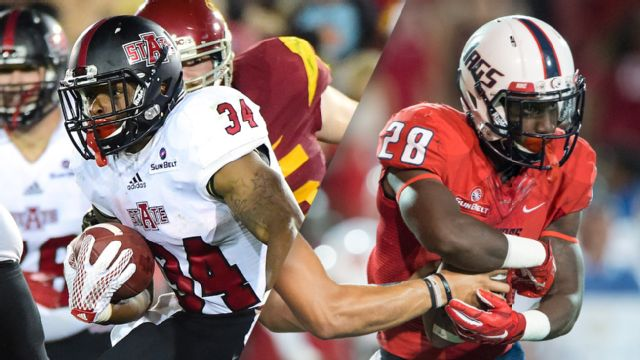 Arkansas State vs. South Alabama (Football)