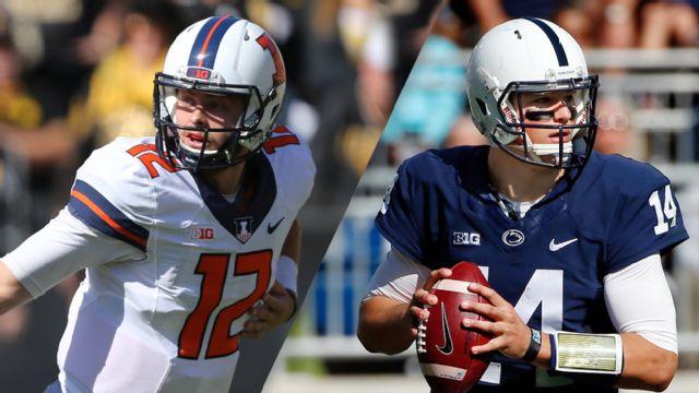 Illinois vs. Penn State (Football)