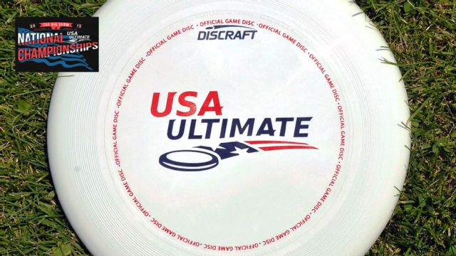 USA Ultimate National Championships (Mixed Championship Game)