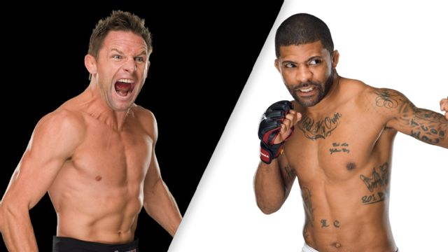 In Spanish - Joe Warren vs. L.C. Davis (Main Event)