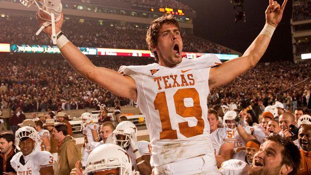 #25 Texas vs. Texas A&M (Football) (re-air)