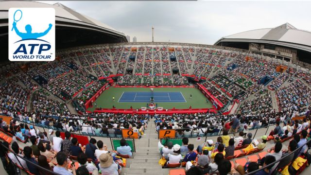Rakuten Japan Open Tennis Championships (Second Round)