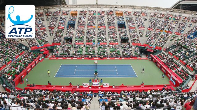 Rakuten Japan Open Tennis Championships (Round of 16)