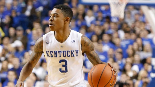 Boston University vs. #1 Kentucky (M Basketball)
