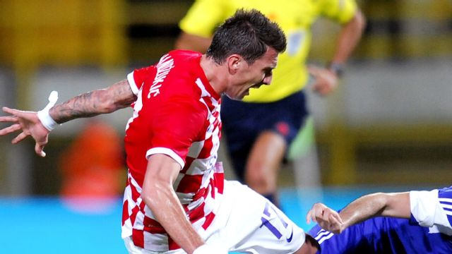 Malta vs. Croatia (UEFA Euro 2016 Qualifier)