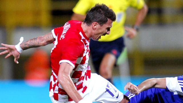 Malta vs. Croatia (UEFA Euro 2016 Qualifier)