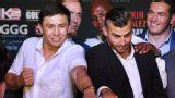 Gennady Golovkin vs. David Lemieux - Official Press Conference