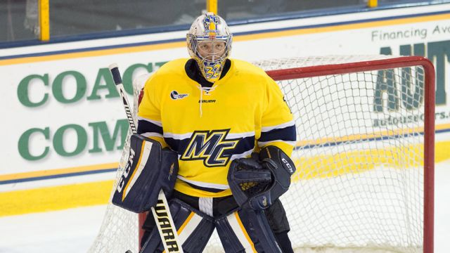 New Hampshire vs. Merrimack (M Hockey)