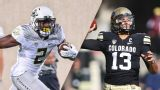 In Spanish - Oregon vs. Colorado (Football)