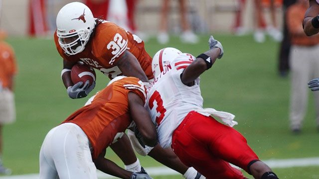 Texas Tech Red Raiders vs. Texas Longhorns (re-air)