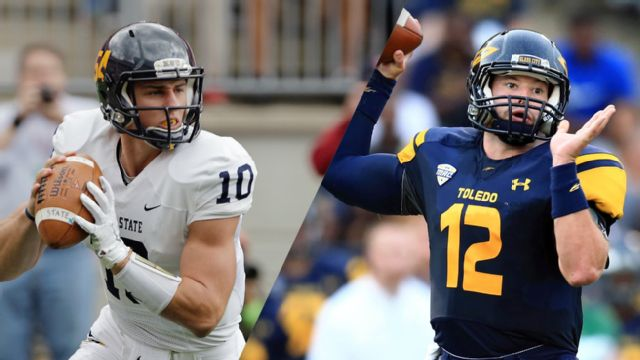 Kent State vs. #24 Toledo (Football)