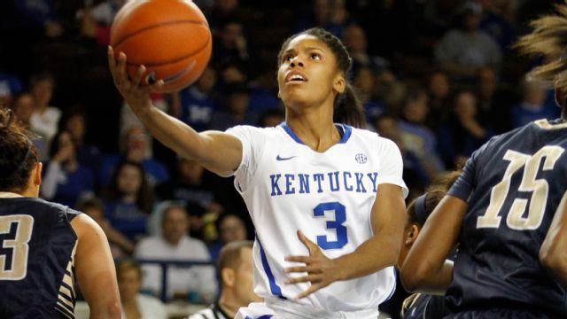 Jackson State vs. #12 Kentucky (W Basketball)