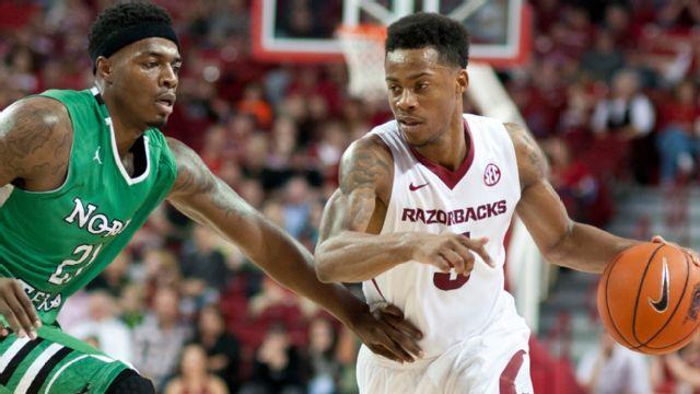 Northwestern State vs. Arkansas (M Basketball)