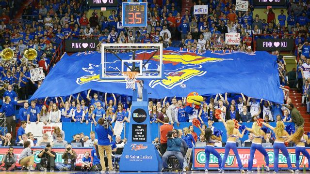 Kansas Late Night in the Phog