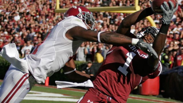 Alabama vs. South Carolina (re-air)