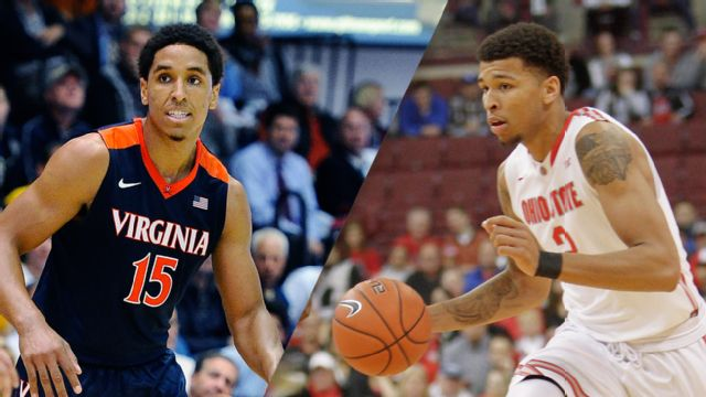 #10 Virginia vs. Ohio State (M Basketball)