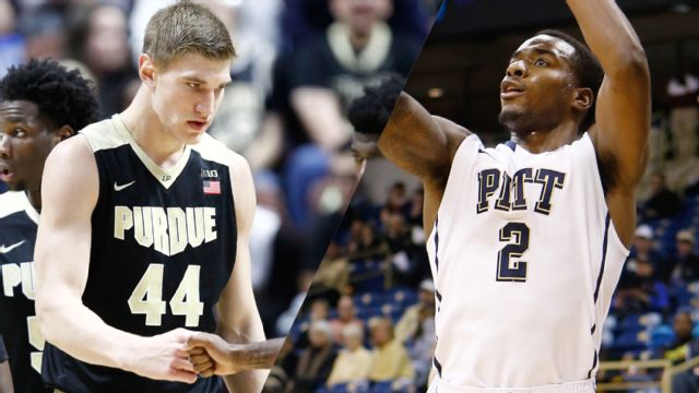 #11 Purdue vs. Pittsburgh (M Basketball)