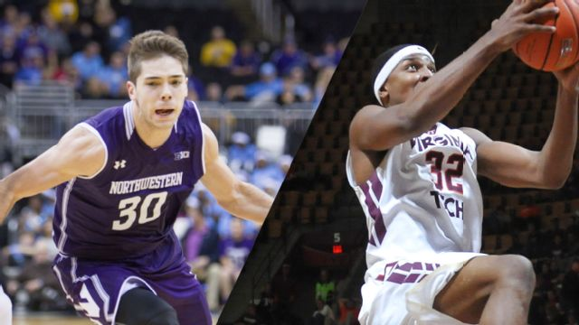 Northwestern vs. Virginia Tech (M Basketball)