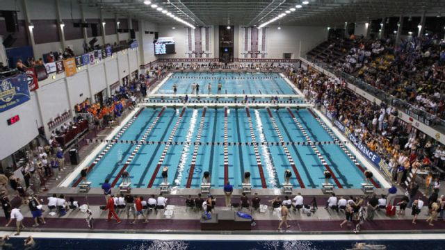 SMU vs. Texas A&M (Swimming and Diving)