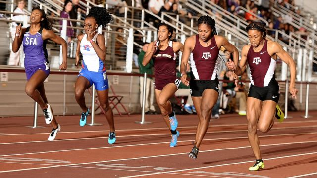 Charlie Thomas Invitational Day 2 (Track and Field) (Track and Field)