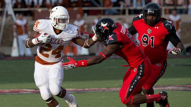 #23 Texas vs. #18 Texas Tech